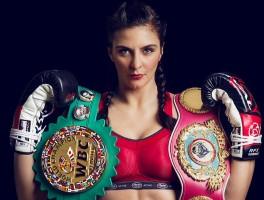 Christina Hammer steigt noch vor Weihnachten in den Boxring. © Petkos Boxing