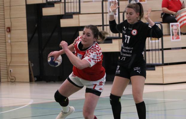 Der 1. FSV Mainz 05 holt gegen die Kurpfalz Bären den ersten Saisonsieg. © 1. FSV Mainz 05 Handball
