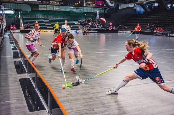 Floorball wird in Deutschland immer beliebter. © SSF Bonn