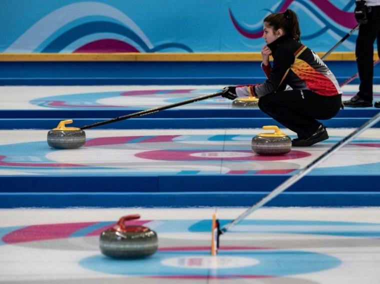 Deutsche Curlerinnen haben gegen Tschechien  gewonnen