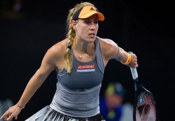 Angelique Kerber ist enttäuscht über die abgesagten Tennis-Turniere. © Porsche AG