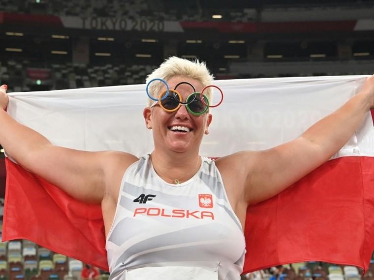 Nach 2012 und 2016 erneut Hammerwurf-Gold für Wlodarczyk
