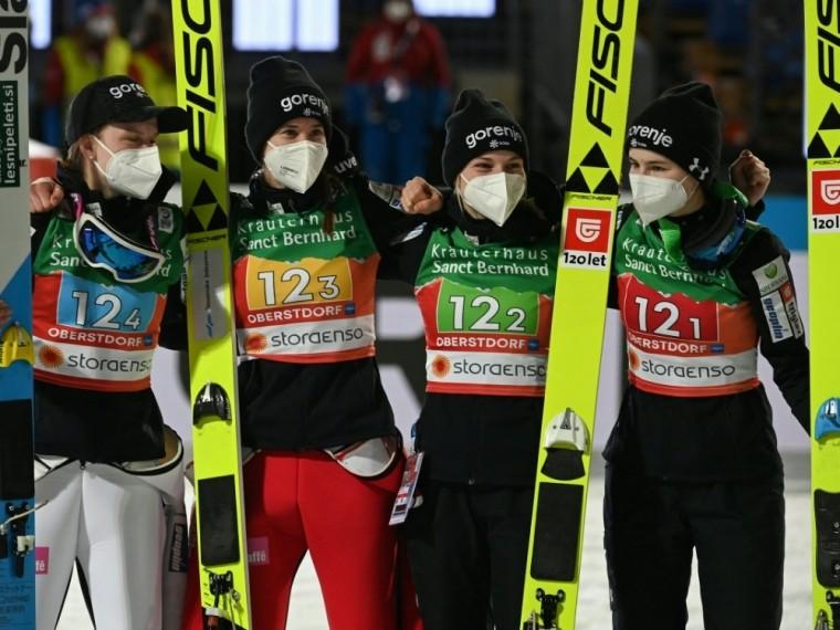 Erste Coronafälle bei den Skispringerinnen in Oberstdorf