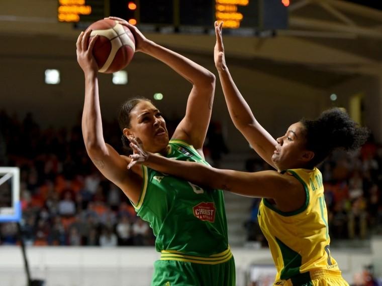 Liz Cambage droht mit einem Olympia-Boykott