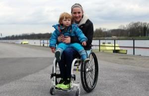 Edina Müller und ihr Sohn Liam sind unzertrennlich. © privat