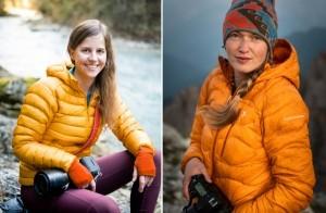Jana Erb und Miriam Mayer haben den ersten Women's Gear Award organisiert. © SARIPICTURES/Lukas Rumschüssel
