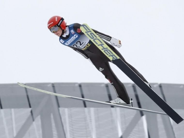 Skispringerin Carina Vogt fehlt ab Dienstag bei der WM
