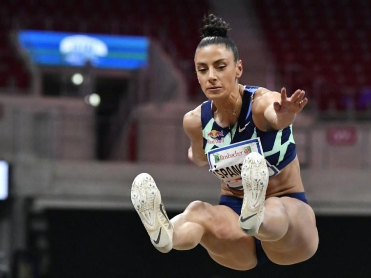 Ivana Spanovic sagt ihre Teilnahme bei der Hallen-EM ab