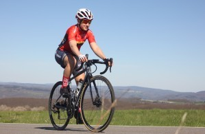 Selina Knaul will bei der Deutschland Tour für den guten Zweck fahren. © Wheel Divas - Woman Cycling Team