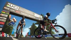Gemeinsam mit Zwift startet die UCI die erste eSports-WM. © BDR