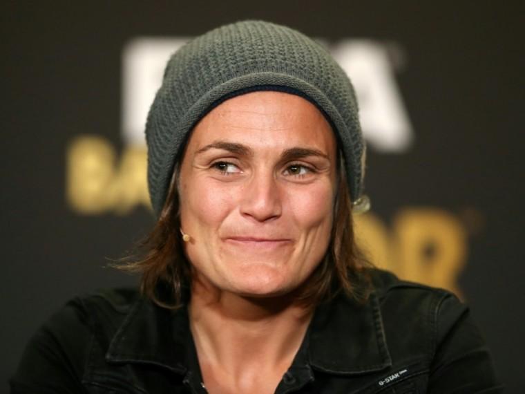 Nadine Angerer fordert mehr Engagement vom DFB