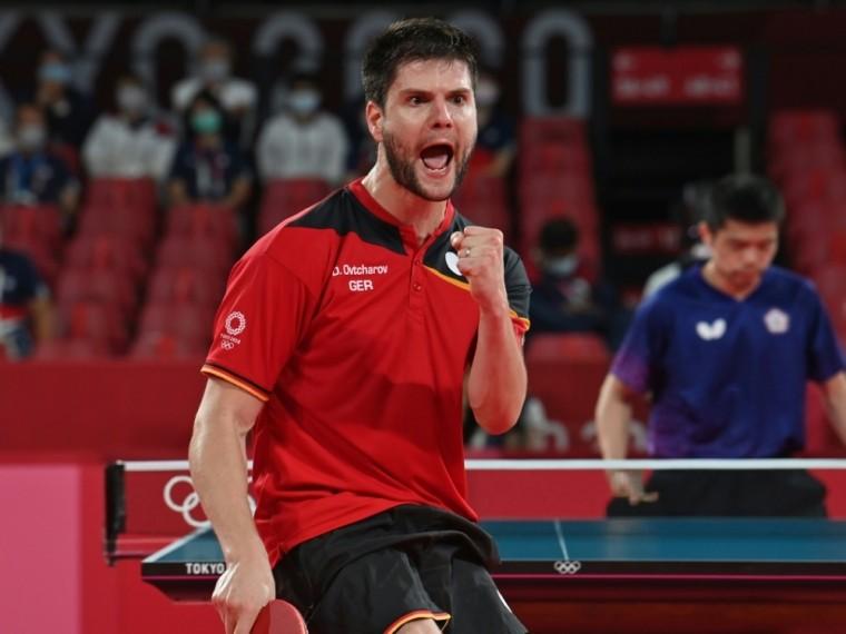 Teamwettbewerb: Ovtcharov und Co. stehen im Halbfinale