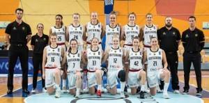 Die DBB-Damen wollen die Qualifikation zur EM schaffen. © Deutscher Basketball Bund