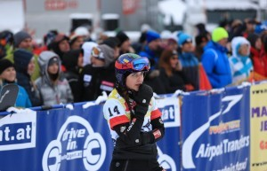 Nach anhaltenden Verletzungsproblemen beendet Cheyenne Loch ihre Karriere. © FIS Snowboard