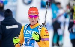 Denise Herrmann ist bereit für die Staffel-Challenge. © Steffen Prößdorf, CC BY-SA 4.0, https://commons.wikimedia.org/w/index.php?curid=86184388
