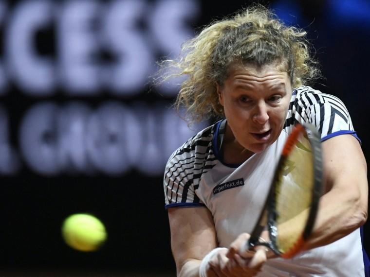 Anna-Lena Friedsam verpasst Viertelfinale von Stuttgart