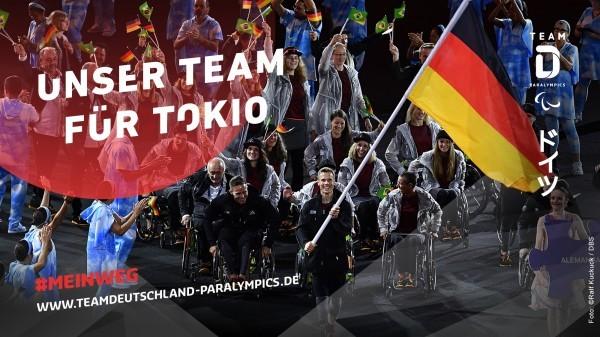 Insgesamt 134 Athlet:innen sind für die Paralympics nominiert. © Ralk Kuckuck/ DBS