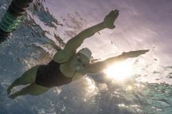 Franziska Weidner will zu den Olympischen Spielen 2021. © Jonas Gutzat