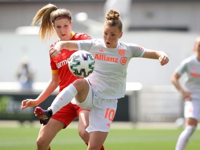 MagentaSport zeigt die Frauen-Bundesliga live