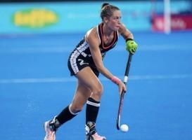 Hockeynationalspielerin Cécile Pieper ist zur Sport-Stipendiatin des Jahres nominiert. © Planet Hockey