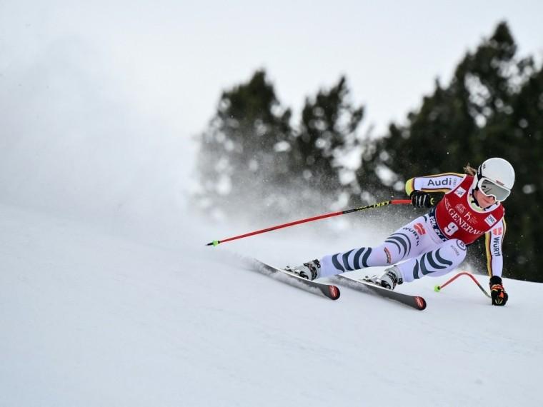 Kira Weidle verpasst in Val di Fassa die Top 15