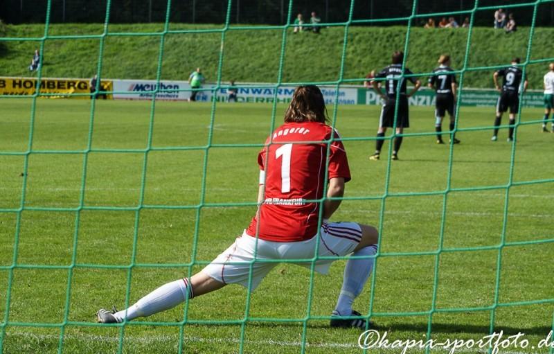 Nadine Angerer hat den Frauenfußball mitgeprägt. © Marion Kehren / Kapix Sportfoto
