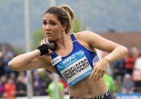 Sophie Weißenberg will sich ein Olympia-Ticket sichern. © filip bossuyt from Kortrijk, Belgium