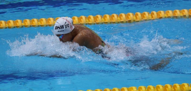 Anna Elendt schwimmt Rekordzeit (Archivbild 2018). © Martin Rulsch, CC BY-SA 4.0, https://commons.wikimedia.org/w/index.php?curid=69835487