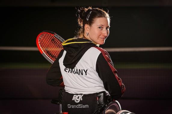 Katharina Krüger ist für die Paralympics nominiert. © Claudio Gärtner