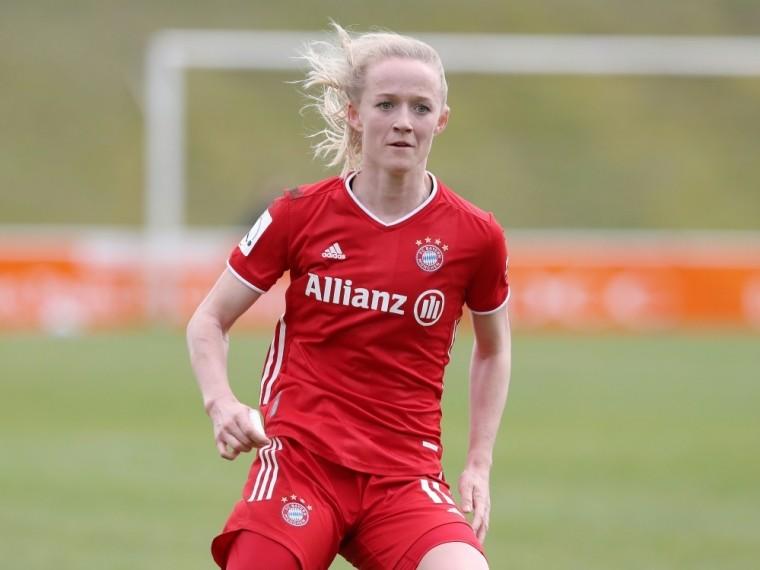 Lea Schüller brachte Bayern München in Führung
