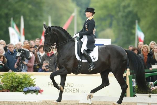 Isabell Werth kritisiert das IOC für seine Haltung. © WRFC/Toffi/Ludwiga von Korff, CC BY 2.0