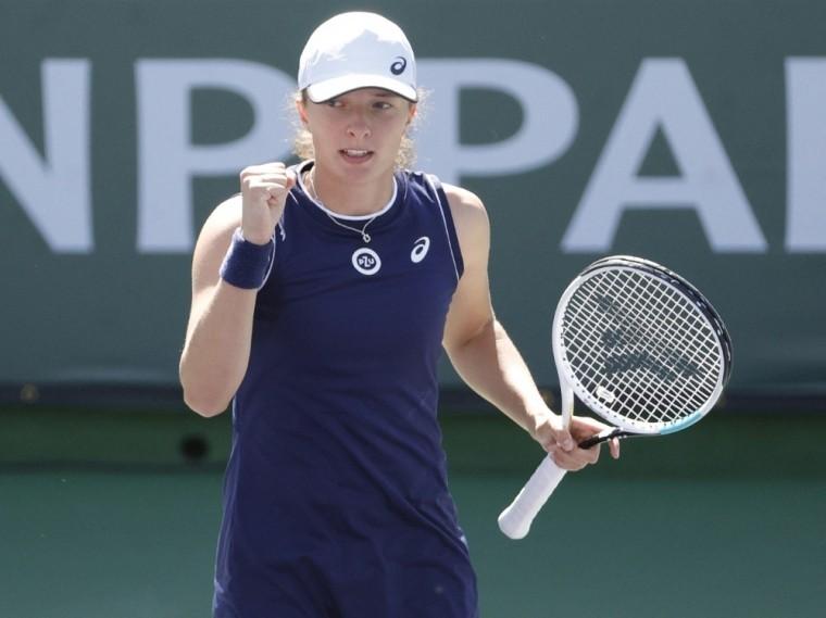 Iga Swiatek ist bei den WTA Finals dabei