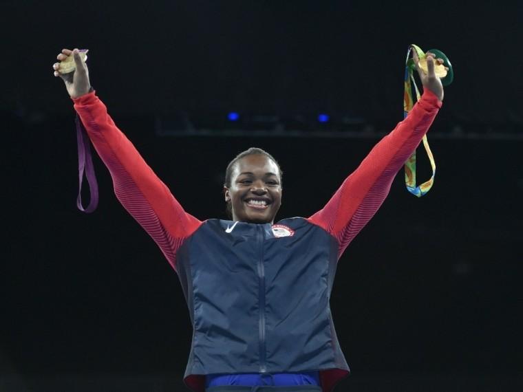 In London und Rio gewann Shields Gold im Mittelgewicht