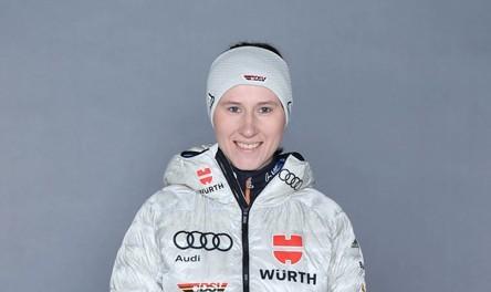 Ramona Straub beendet ihre Skisprung-Karriere. © DSV