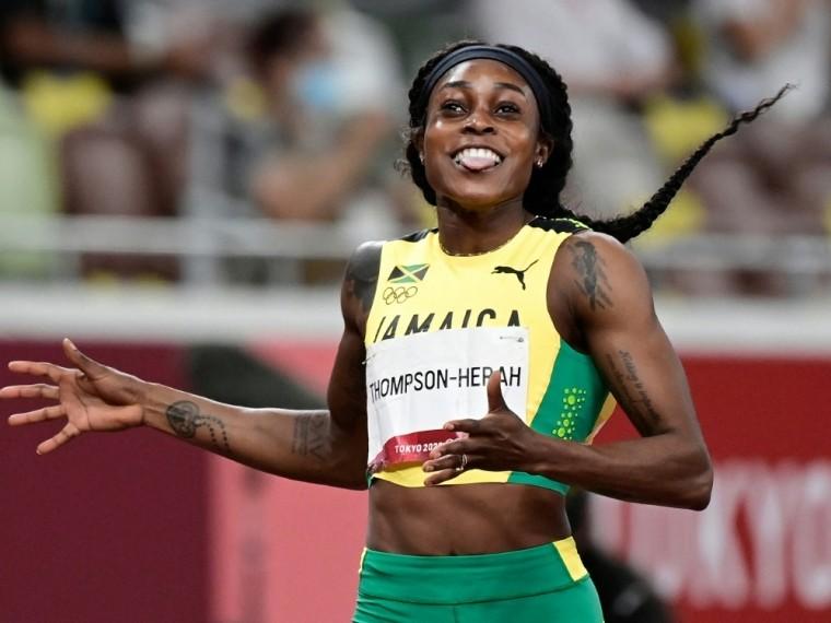 Thompson-Herah dominiert die Sprintwettbewerbe in Tokio