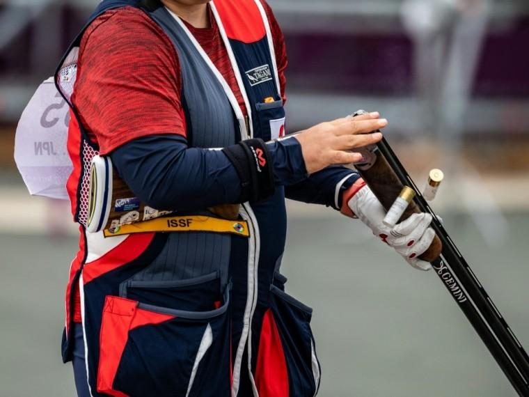 Nadine Messerschmidt vertritt Deutschland bei Olympia