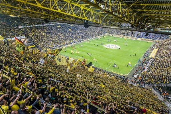 Noch immer gibt es keinen Frauenfußball bei Borussia Dortmund. © BVB