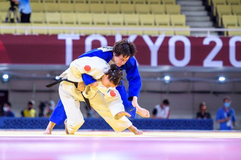 Ramona Brussig belegte Platz 5 in Tokio.