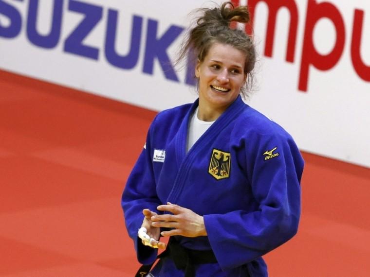 Anna-Maria Wagner hat die Goldmedaille in Kasan gewonnen