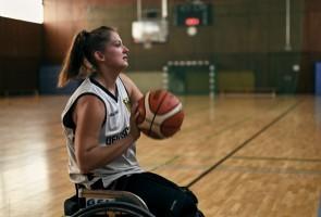 Katharina Lang steht zur Wahl der Sport-Stipendiat:in des Jahres. © Deutsche Bank
