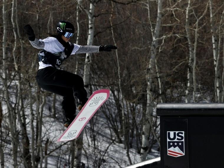 Annika Morgan ist bei den Winterspielen dabei