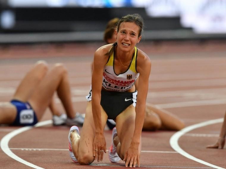 Starke Schlussrunde: Klein holt Bronze über 1500 m