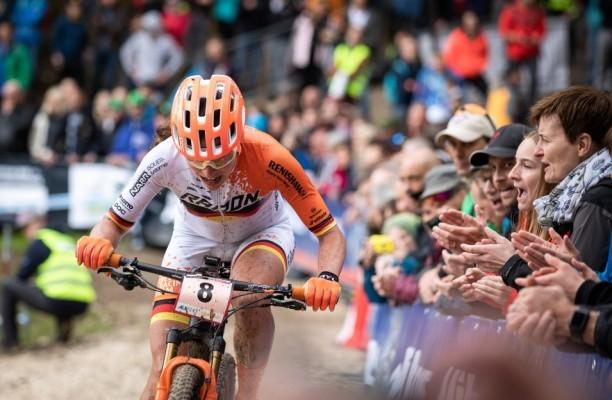 Elisabeth Brandau will zu den Olympischen Spielen. © BDR