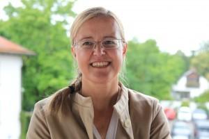 Karin Orgeldinger übernimmt Athletenförderung. © Deutsche Sporthilfe