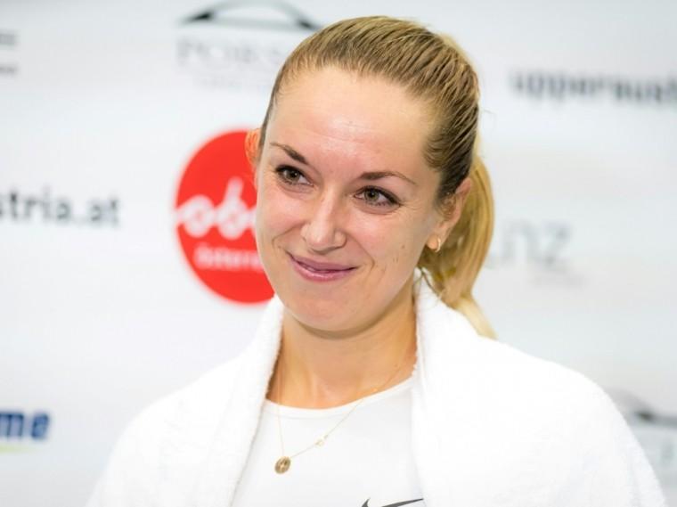 Sabine Lisicki glaubt an Rückkehr auf den Tennis-Court