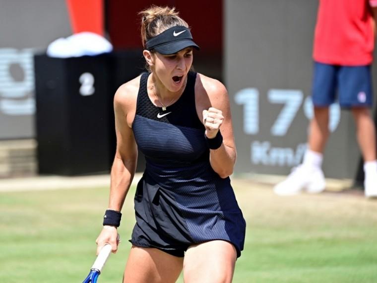 WTA-Turnier in Berlin: Belinda Bencic im Finale