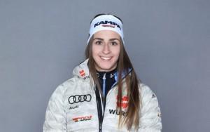 Beste Starterin im Sprint war Vanessa Voigt auf Rang 16. © DSV